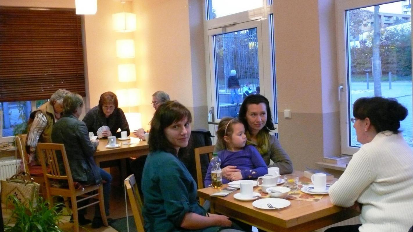 Familiencafé - Offener Treff