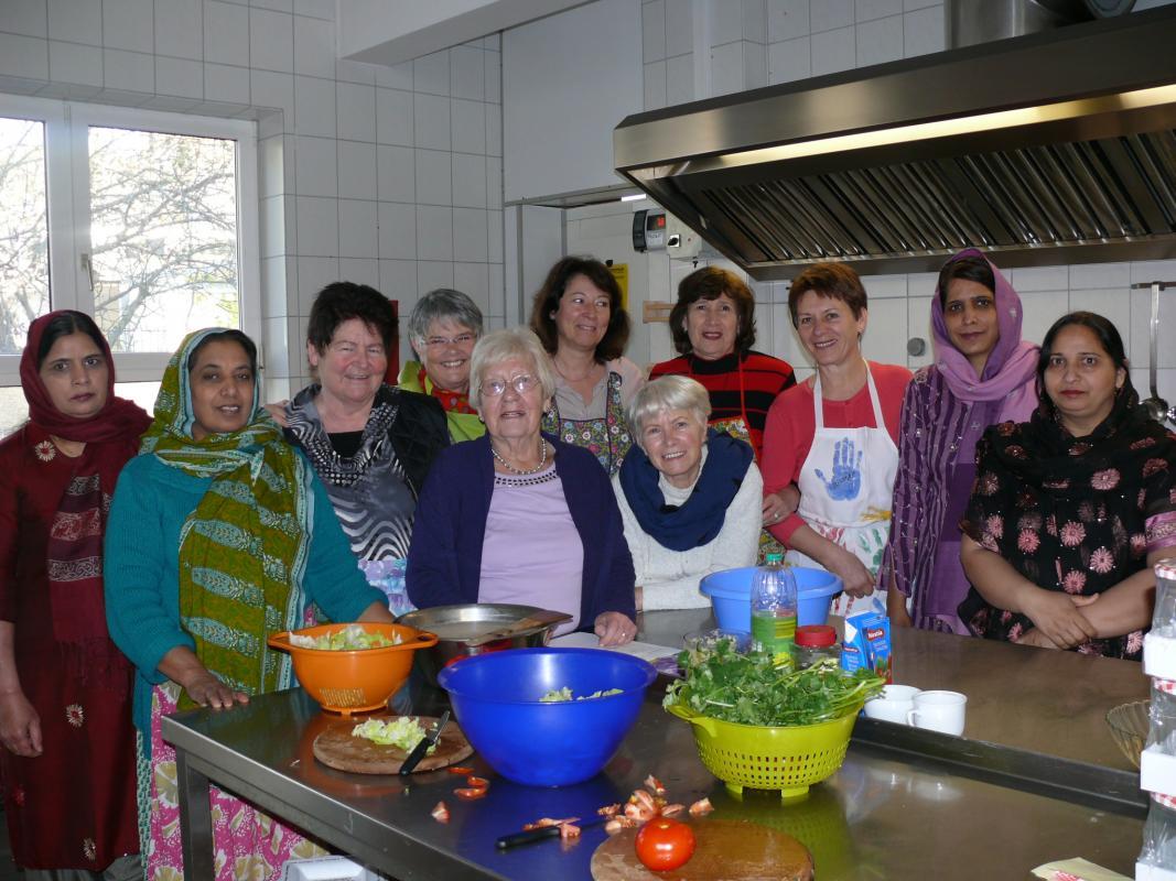 Internationale Frauengruppe