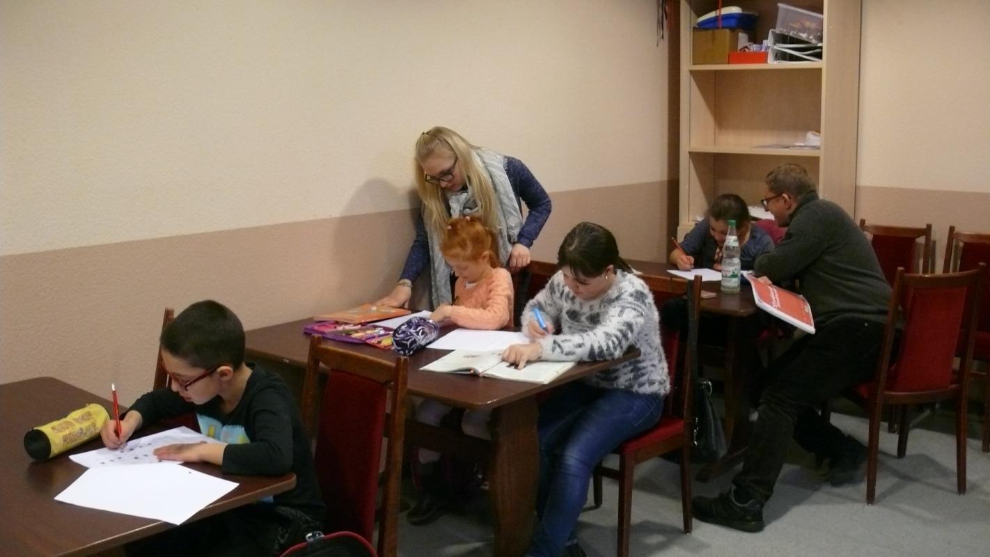 Kompass Schule - Hausaufgaben
