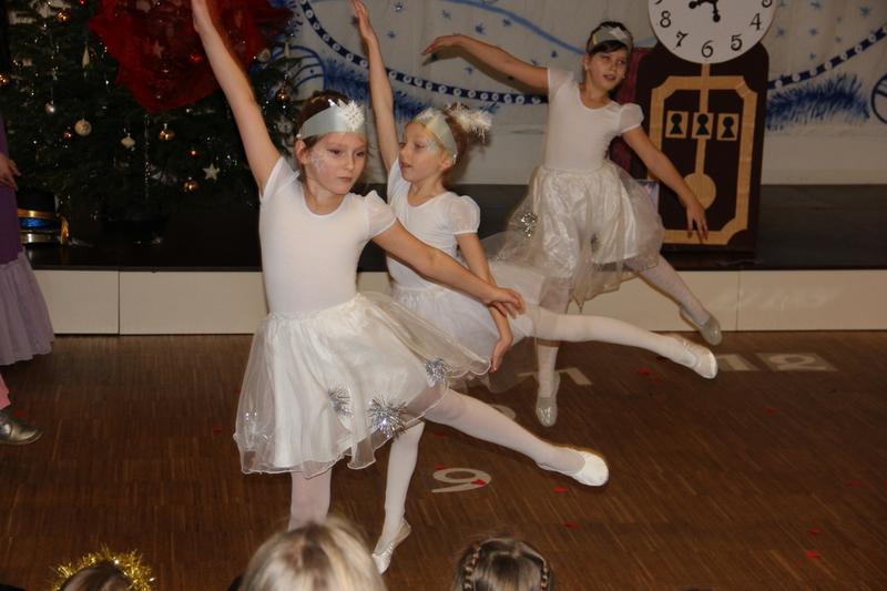 Ballett Harmonie ab 7 Jahre